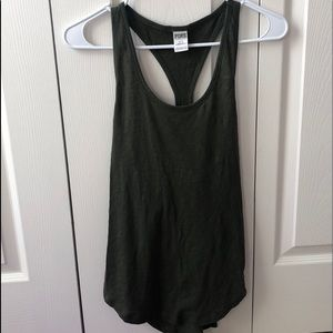 Green Tank Top from Pink